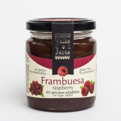 """Mermelada Frambuesa """"Valle del Jerte"""""""