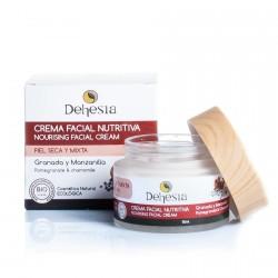 Crema facial nutritiva